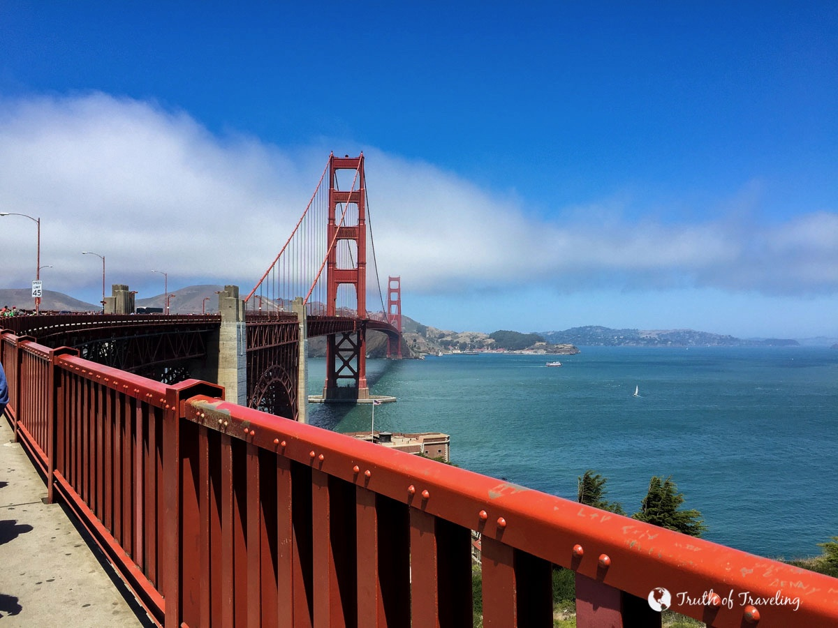 Biking The Golden Gate Bridge Review Truth Of Traveling